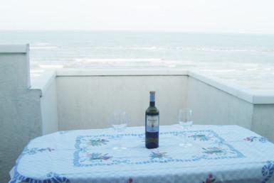 Appartamento fronte mare, Torrette di Fano