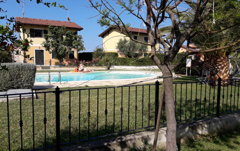 Appartamento San Costanzo arredato